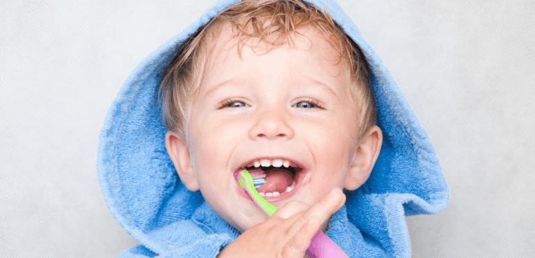 Babies get cavities too