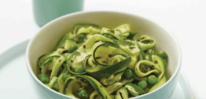 Baby Marrow Noodles