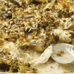 chicken and broccoli bake