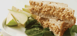 Sandwich-with-Spicy-Tuna