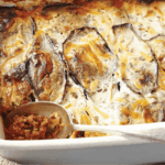 veggie mince lasagne