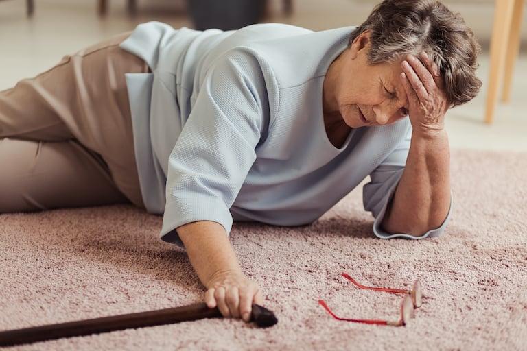 When is a fall more than just a trip? - Intercare Health Hub